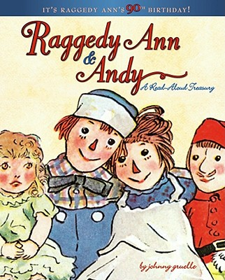 Raggedy Ann & Andy By Gruelle, Johnny