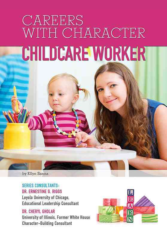Childcare Worker By Sanna, Ellyn